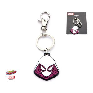 Spider-Gwen Key Chain